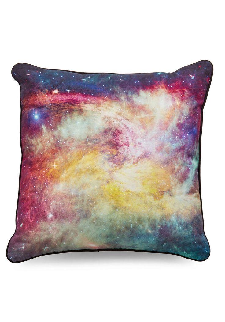 Cosmos a Scene Pillow.  #multi #modcloth