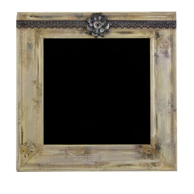The Distressed Chalkboard, Part Of The Ella Elaine Collection, Features  Found Objects To Complete