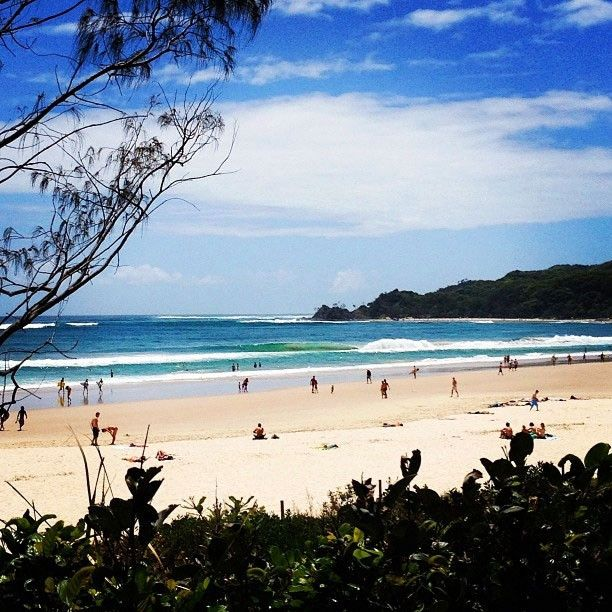 Vogue's guide to Byron Bay: Where to stay, what to try and what to buy.