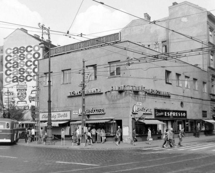 1972, Kálvin tér, 8. kerület