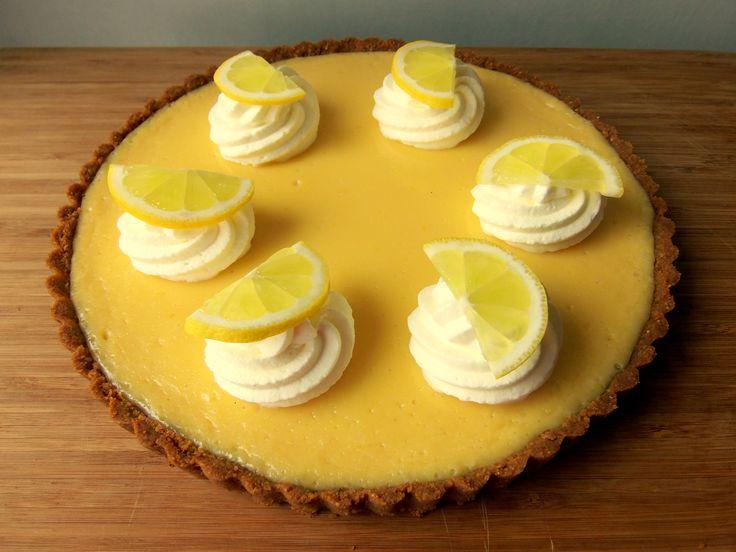 Sweet Creamy Lemon Pie