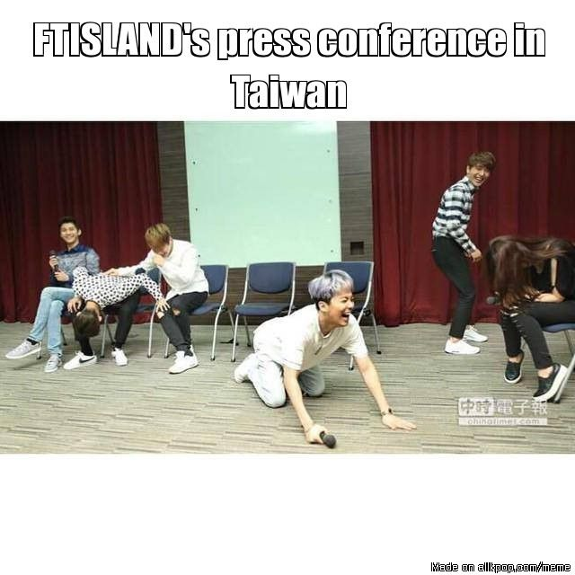 Wish they had video's! Pictures in newspapers are just not enough XD | allkpop Meme Center
