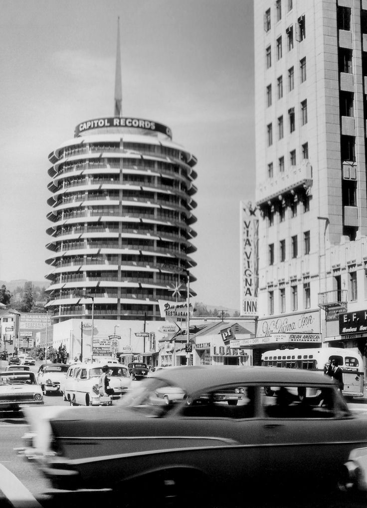 Hollywood Records: 112 Best Vintage Los Angeles Images On Pinterest