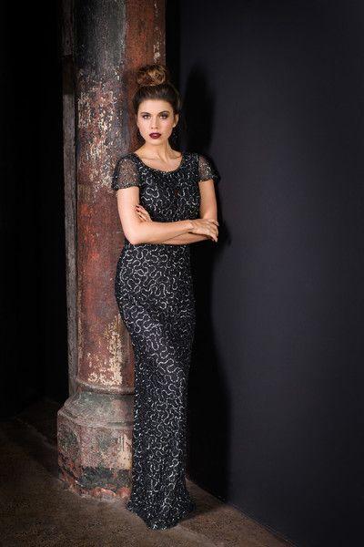 Jenny Dress - Black