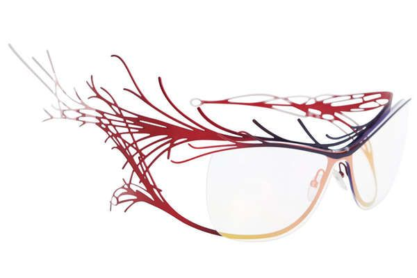 1000 Images About Shade Inspiration Red Eyewear On