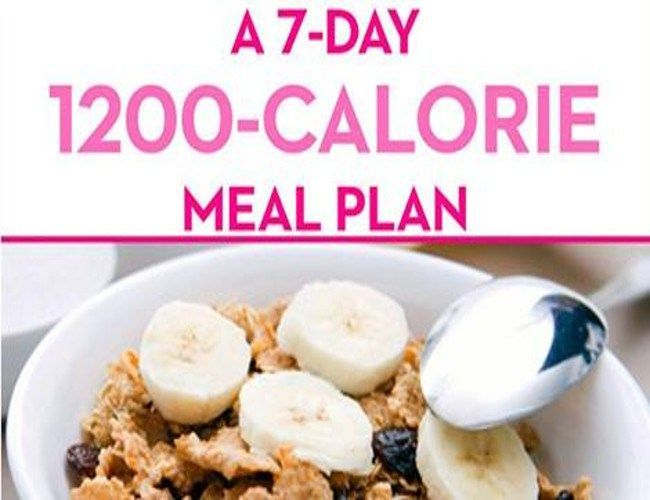 Meal plan to make you lose weight fast image 2