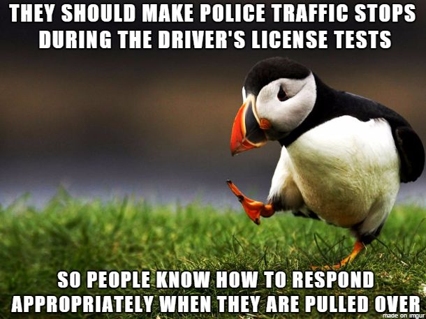 This may or may not be an unpopular opinion... I wouldn't know because I haven't polled anybody.