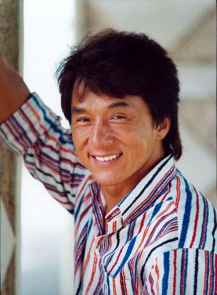 Jackie Chan AS MR HOO