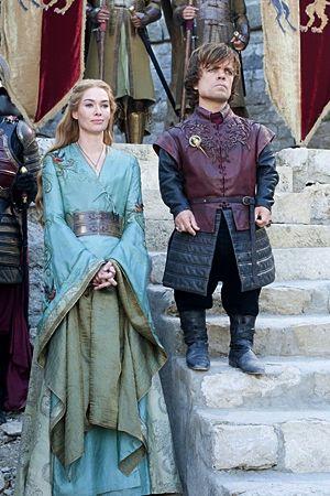Game Of Thrones Season 2: Cersei & Tyrion
