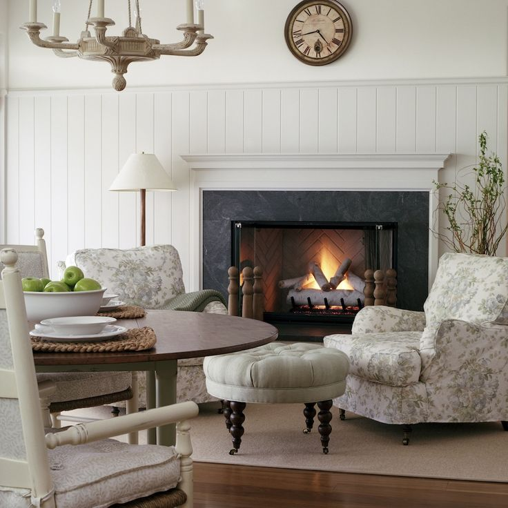 1000 images about family living spaces on pinterest - Beautiful living rooms with fireplace ...