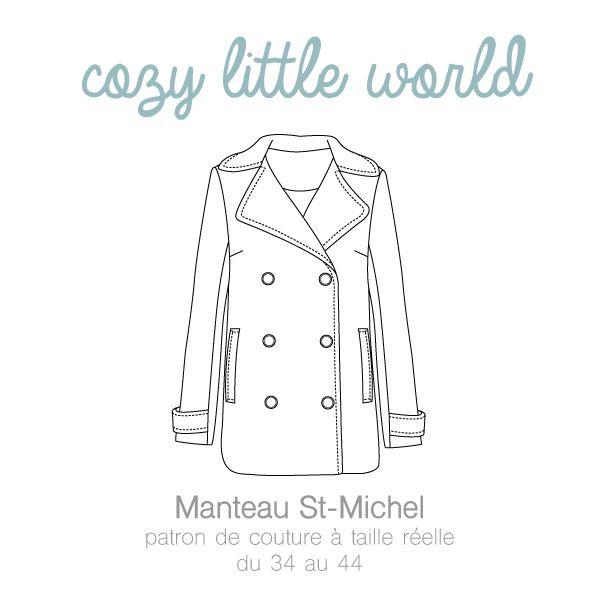 Dossier technique veste pdf - Manteau dessin ...