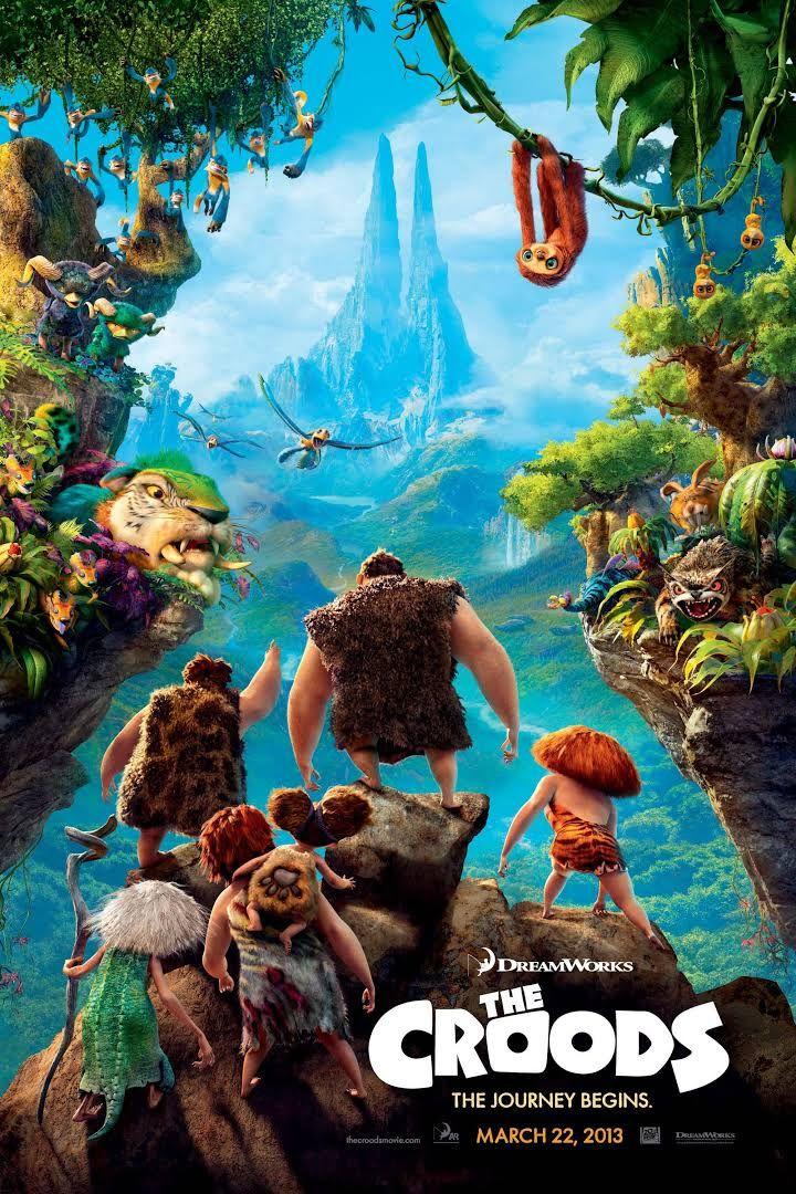 فيلم The Croods 2013 مترجم اون لاين Streaming Movies Animation Movie Kid Movies