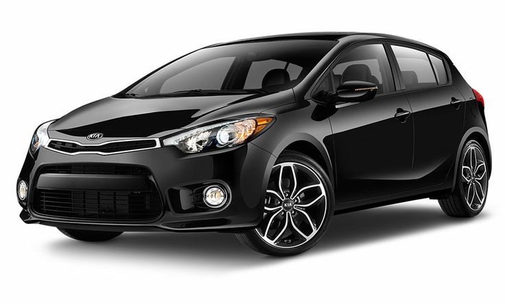 Kia Forte5 SX in Aurora Black