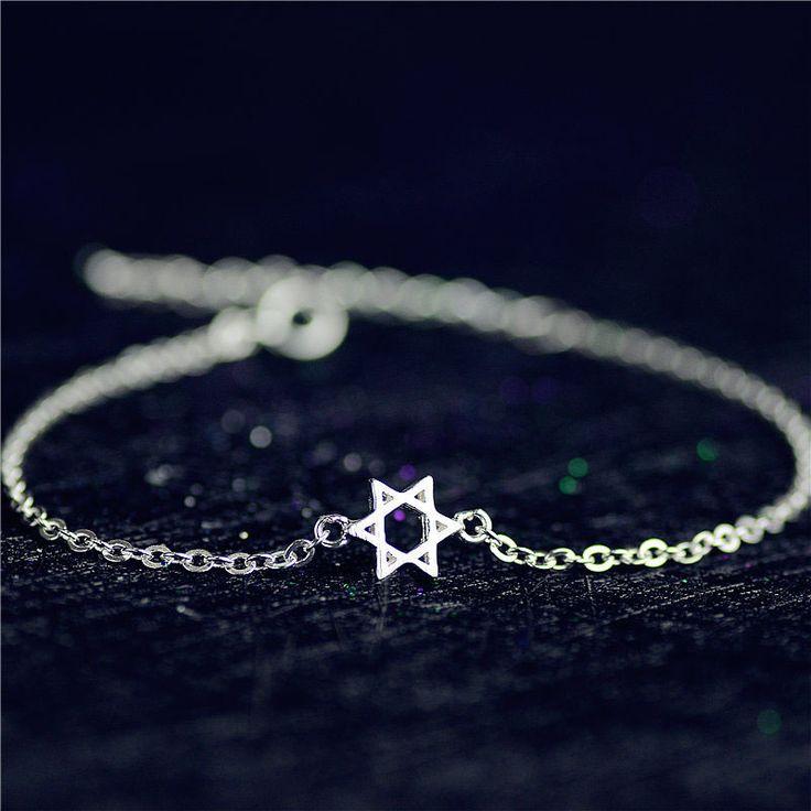 South Korea's original six star star lucky Bracelet drawing six star hand jewelry designer goods wholesale goods #Affiliate