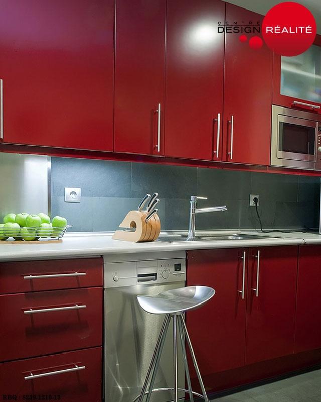 La renovation de cuisine à Laval