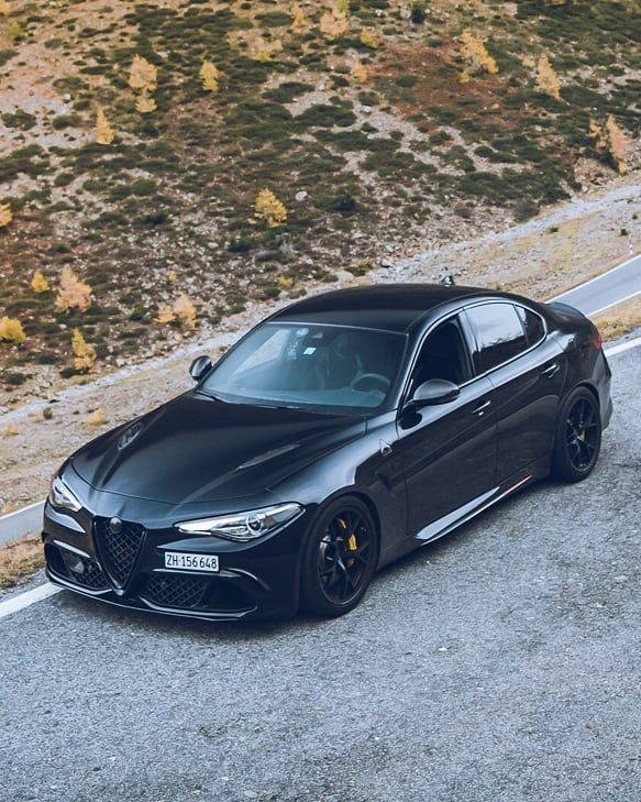 Salvogiuliaqv S Blacked Out Beast Proudly Wearing The Tricolore