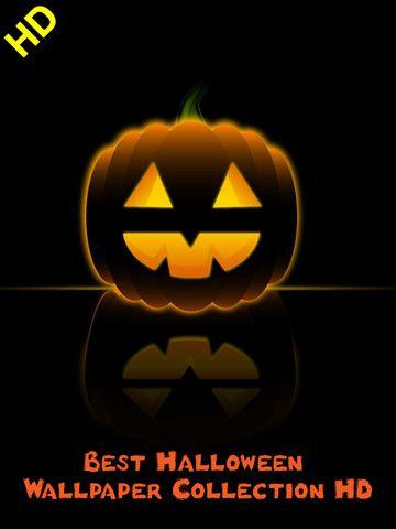 Best Halloween Wallpaper Collection iPad Screenshot 1 found on AnyKey.Com