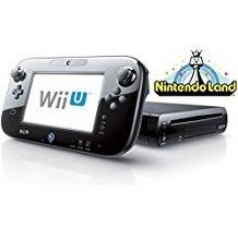 Nintendo Wii U Console - 32GB Black Deluxe Set (Pre-Owned)
