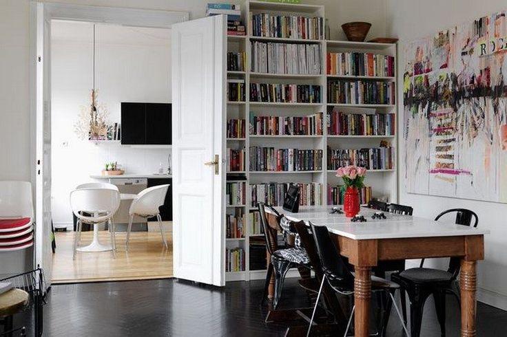 Appartement couleur noire (6)