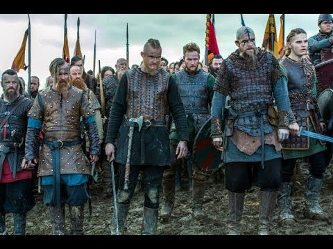 Vikings saison 5 un trailer