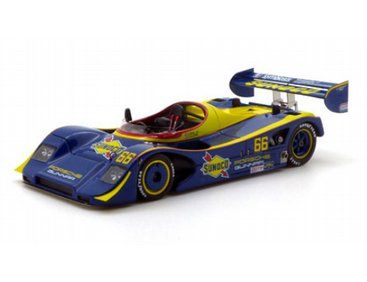 The TrueScale Minitatures 1/43 1993 Porsche 966 Road America 500km No.66 J.Paul Jr./C.Slater Sunoco Racing is part of the TrueScale Miniatures 1/43 scale diecast model car range and displays some fantastic and intricate details.