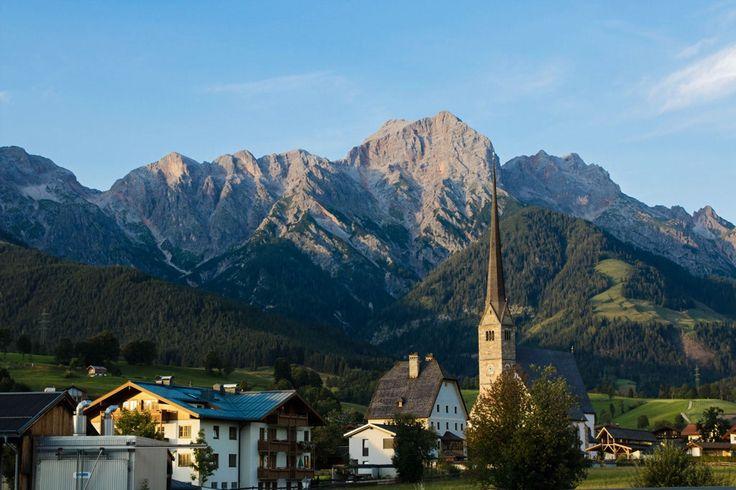 Alpine Landscape. by Kadda S. on 500px