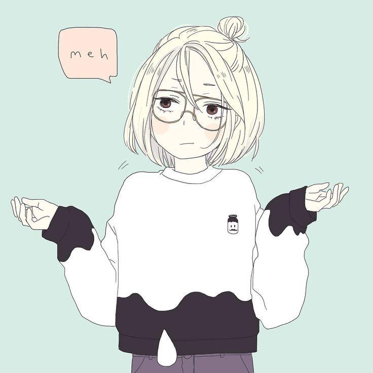 Mochi+Pan+Anko=*w* : Photo | Anime art girl, Cute art ...