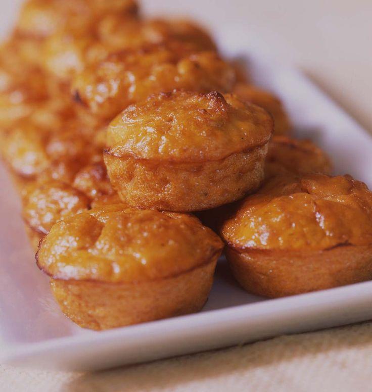 Bouchées au thon, la recette d'Ôdélices : retrouvez les ingrédients, la préparation, des recettes similaires et des photos qui donnent envie !