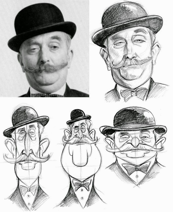 steven silver - Pesquisa Google character illustration process man with the hat