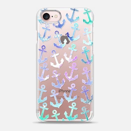 Hello Sailor Anchor Print - Snap Case #iphone8case,