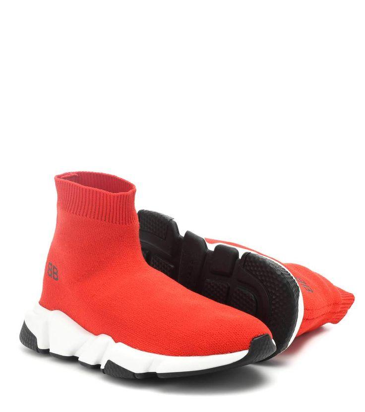 Speed Trainer Sneakers - Balenciaga | mytheresa
