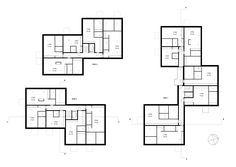 På uppdrag av Wåhlin fastigheter har Utopia Arkitekter tagit fram ett förtätningsförslag för hyresrätter i Hallonbergen, Sundbyberg. De sex nya byggnaderna med sammanlagt 170 lägenheter blir ett samtida lekfullt tillägg som tydligt bryter av mot den stora skalan och likformigheten hos områdets äldre bebyggelse.