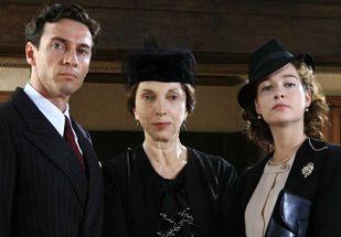 Rebecca, la prima moglie (2008);  Director: Riccardo Milani;  Casts:  Alessio Boni, Cristiana Capotondi, Mariangela Melato,...