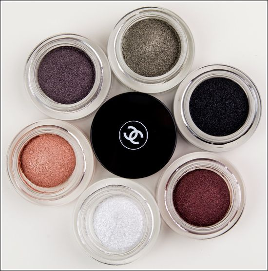 Chanel Illusion d'Ombre Long-Wear Luminous Eyeshadow. I can only dream of having these! Especially after seeing Katharine McPhee wear the shade Fantasme at the Rockefeller Center Christmas Tree Lighting.