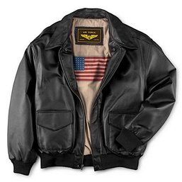Best Winter Jackets for Men - Landing Leathers Men's Air Force A-2 Flight Leather Bomber Jacket - See more at: http://www.perfect-gift-store.com/best-winter-jackets-for-men.html