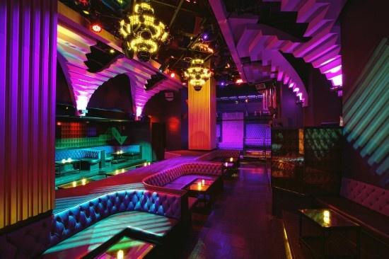 Funky Club Pub Ideas Pinterest Night Club Nightclub Design - Bar design tribe hyperclub by paolo viera