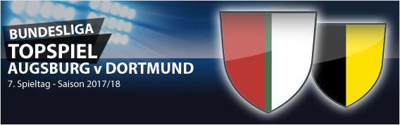Am 7. Spieltag der 1. #Bundesliga bestreiten die ungeschlagenen Westfalen aus Dortmund das Topspiel gegen den FC Augsburg, der weiterhin auf einem erstaunlich guten 5. Platz rangiert. Große Vorfreude herrscht natürlich ebenfalls auf das Nordderby zwischen dem HSV und Werder Bremen, das am Samstagabend zum bereits 107. Male in der Bundesliga im Volksparkstadion angepfiffen wird. MeinOnlineWettanbieter.com