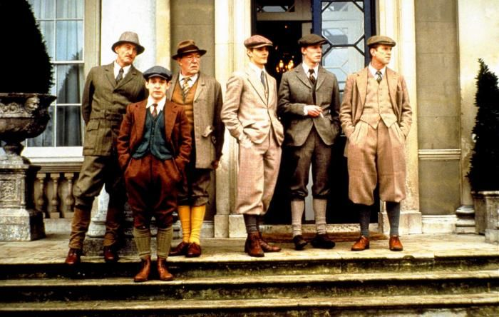 land of might-have-been :: a gosford park fan site  |Gosford Park Costumes