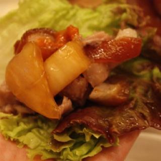 Yummy :) pig foot;;;