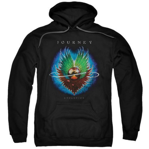 Sweatshirts and Hoodies 155200: Journey Evolution Pullover Hoodies For Men Or Kids -> BUY IT NOW ONLY: $31.34 on eBay!