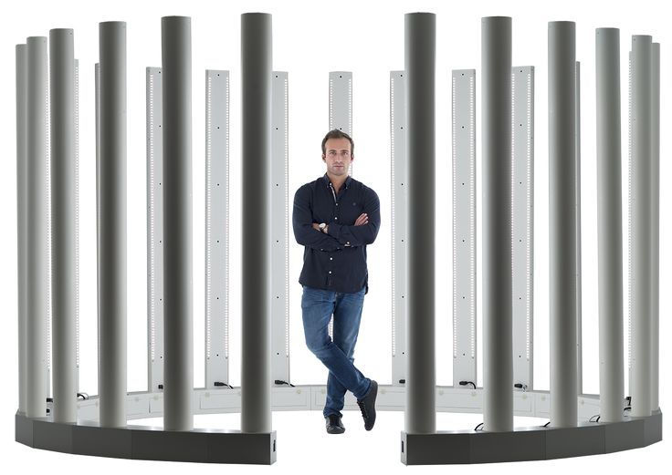 TreedyScan 3D Full Body Scanner by Treedy's.