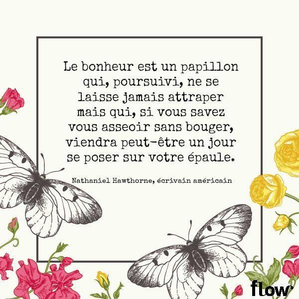 happiness/bonheur