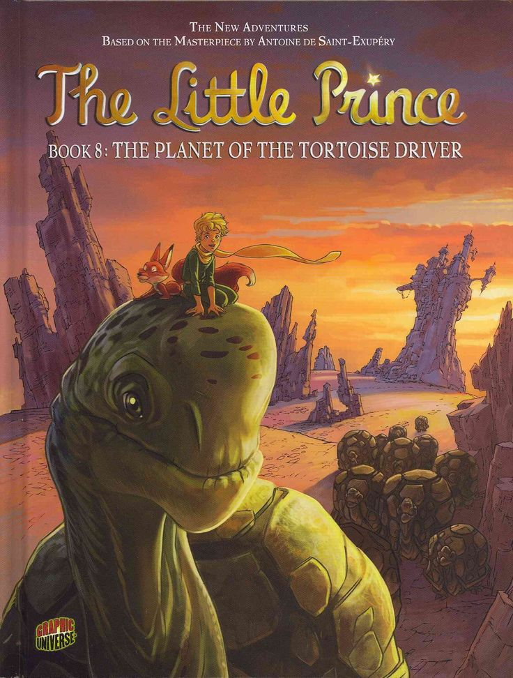 The Little Prince 8: The Planet of the