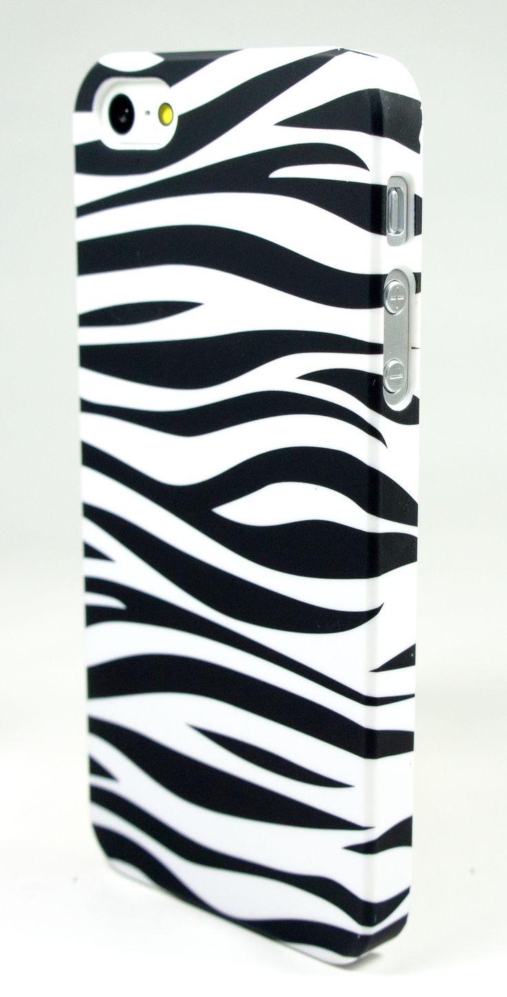 Apple iPhone 5/5s Case Cover - Zebra