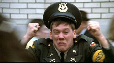 """Keep Calm! ALL IS WELL!!!"" Kevin Bacon in 'Animal House (1978)'"