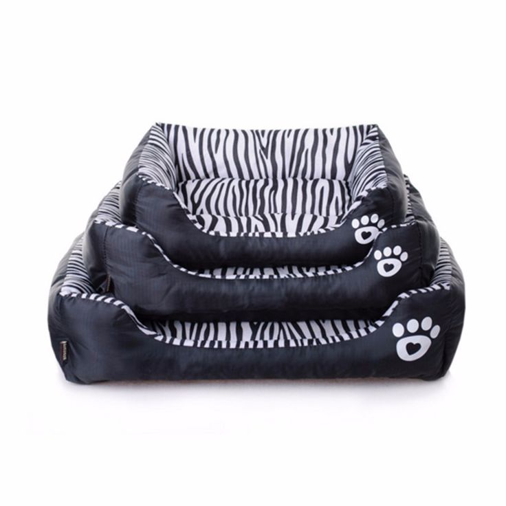 Great savings on this Waterproof Zebra Print Dog Bed with Pawsifty - your source of daily pet deals with free worldwide delivery.    http://www.pawsify.com/product/waterproof-zebra-print-dog-bed/