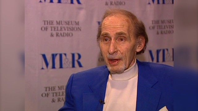 """Sid Caesar, whose clever, anarchic comedy on such programs as """"Your Show of Shows"""" and """"Caesar's Hour"""" helped define the 1950s """"Golden Age of Television,"""" died Wednesday, February 12, 2014. He was 91. Caesar had respiratory problems and other health problems for several years.  Caesar began on """"Your Show of Shows,""""  and  """"Caesar's Hour,""""  Caesar' film credits include """"It's a Mad, Mad, Mad, Mad World"""" (1963), """"Airport 1975"""" (1974), """"Grease"""" (1978) and the 1962 show """"Little Me."""""""