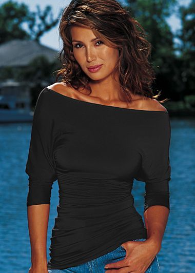 Off the shoulder top, I love them however perhaps not soooo fitted in the mid section. We just had Thanksgiving