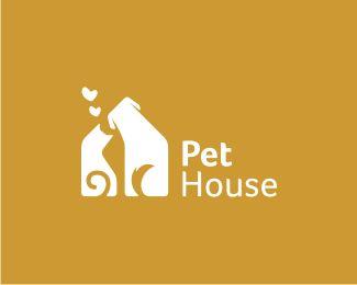 43 Funny Pet Store Logo Design for Inspiration - Smashfreakz