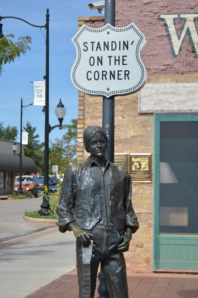 Jackson Browne Statue Winslow Az 36 best